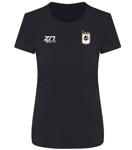 LNFC Black Recycled Training Top (Womens)