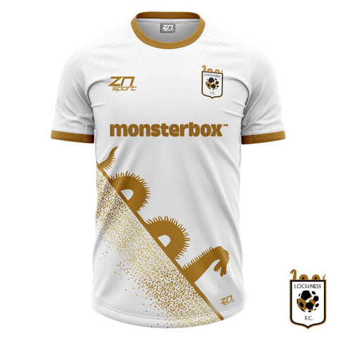 Loch Ness FC Official 20/21 Away Shirt (Kids)