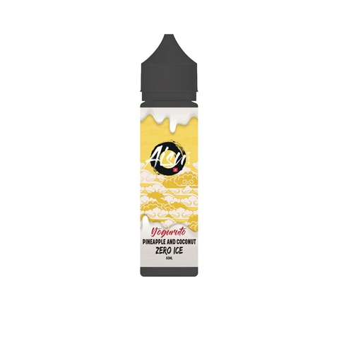 AISU by Zap Juice Zero Ice 50ml Shortfill 0mg (Free ZAP 18mg Nic Salt) - Vapeng