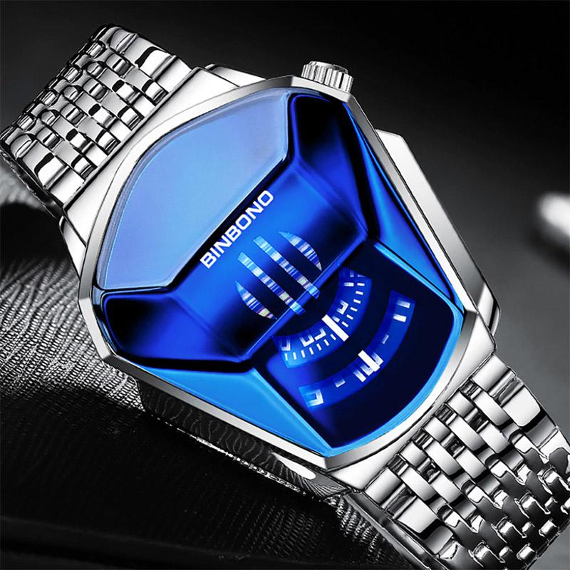 Cyborg Futuristic Watch