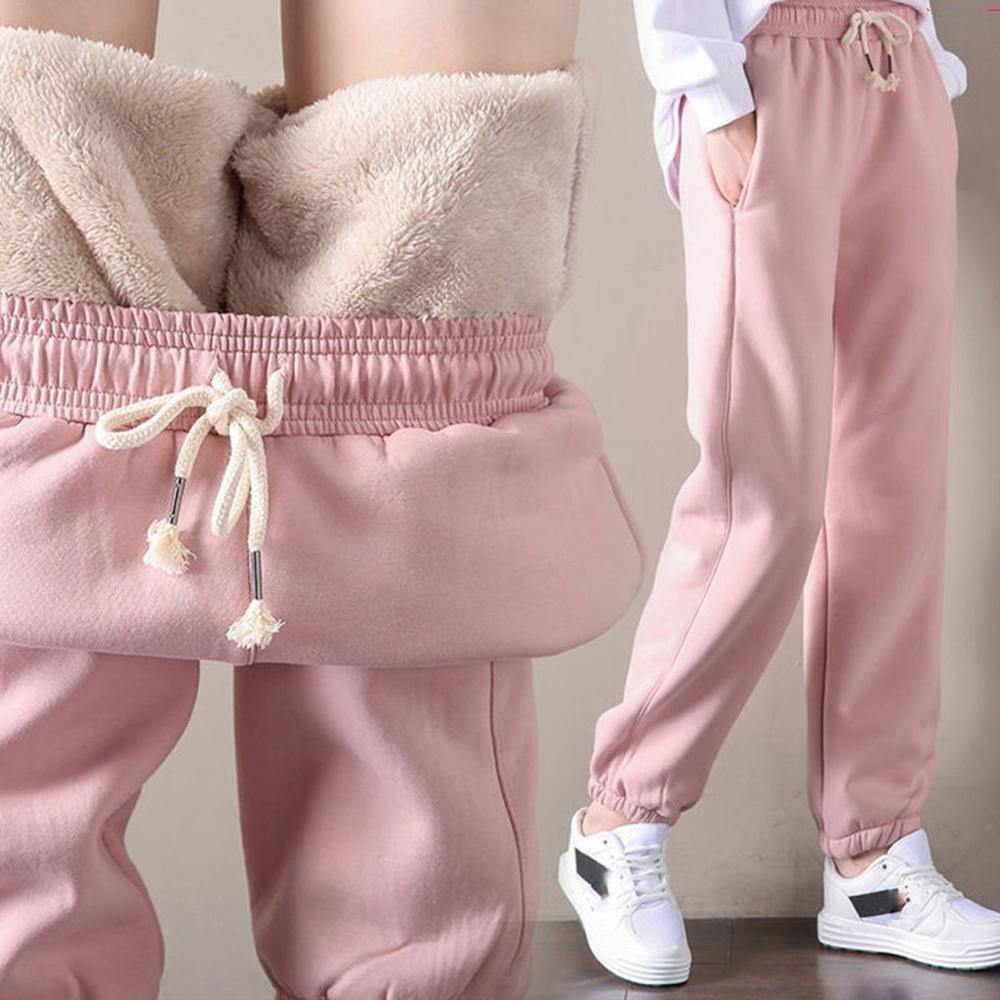 Fleece Running Pants - fashionenvy