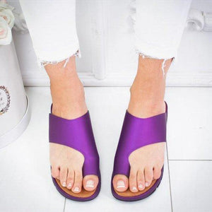 Women's Casual Summer Flip-flops - fashionenvy