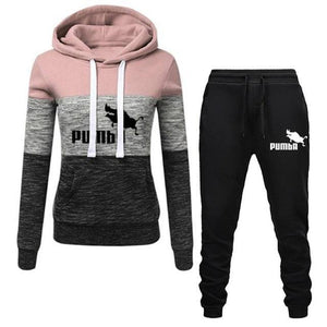 The 2 Piece Hoodie And Pants Set - fashionenvy