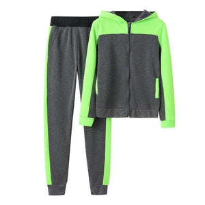 "The ""Basic"" 2 Piece Hoodie And Sweatpants Set - fashionenvy"