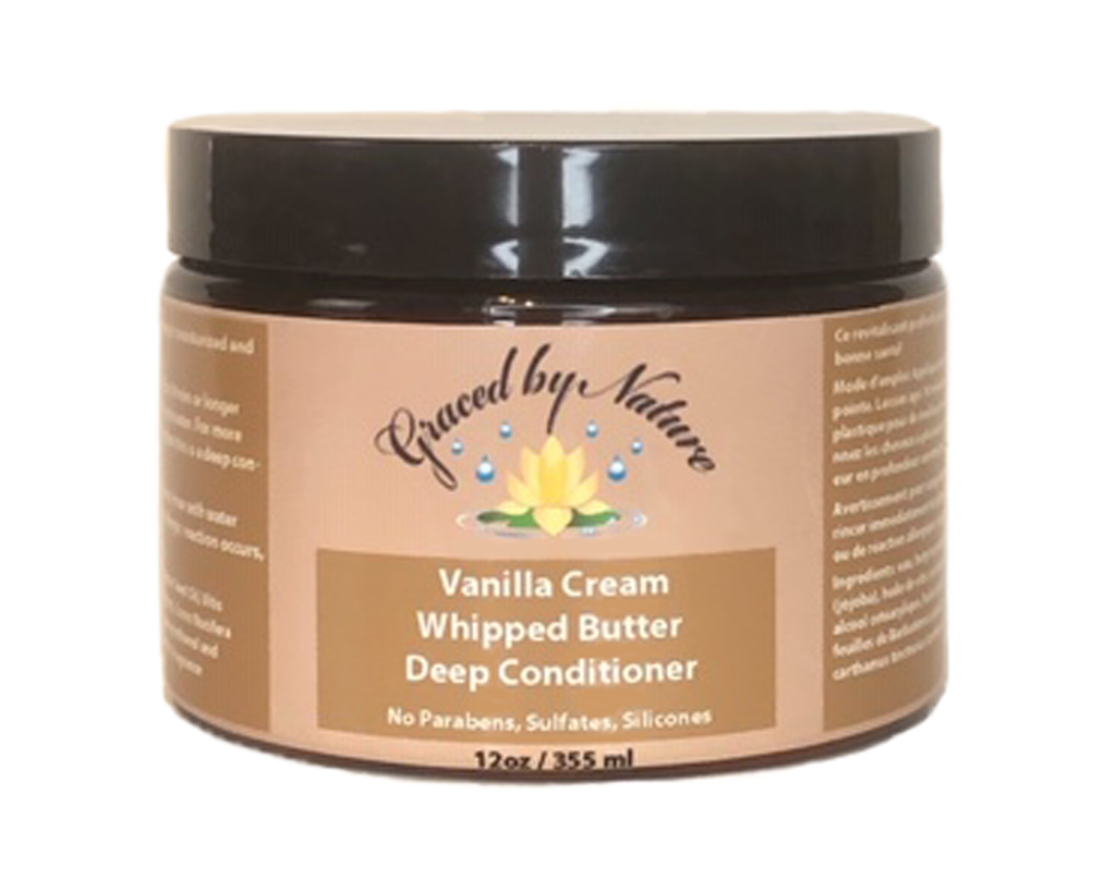 Vanilla Cream Whipped Butter Deep Conditioner
