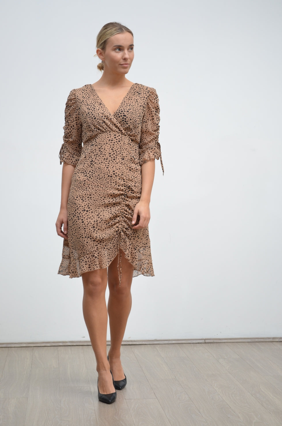 Always On Top Scatter Dress