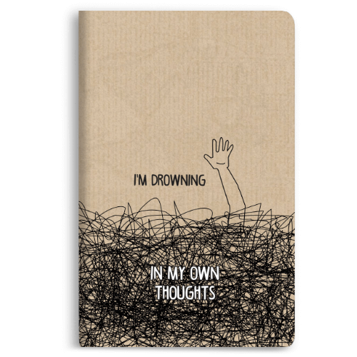 Drowning Notebook - morecurry