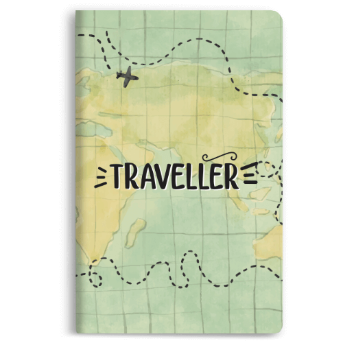 Traveller Notebook - morecurry
