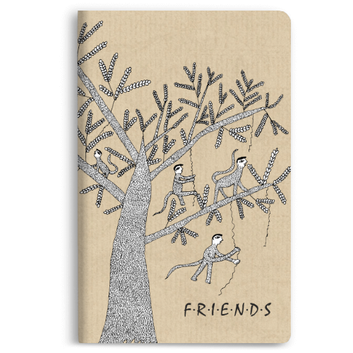 Friends Notebook - morecurry