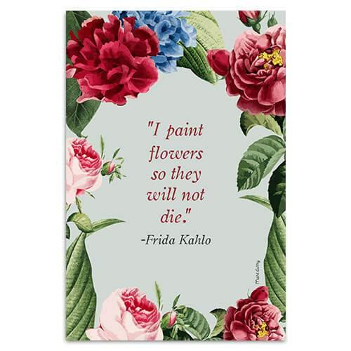Frida Kahlo Poster - morecurry