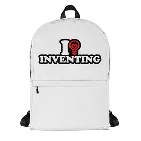 I Love Inventing Backpack