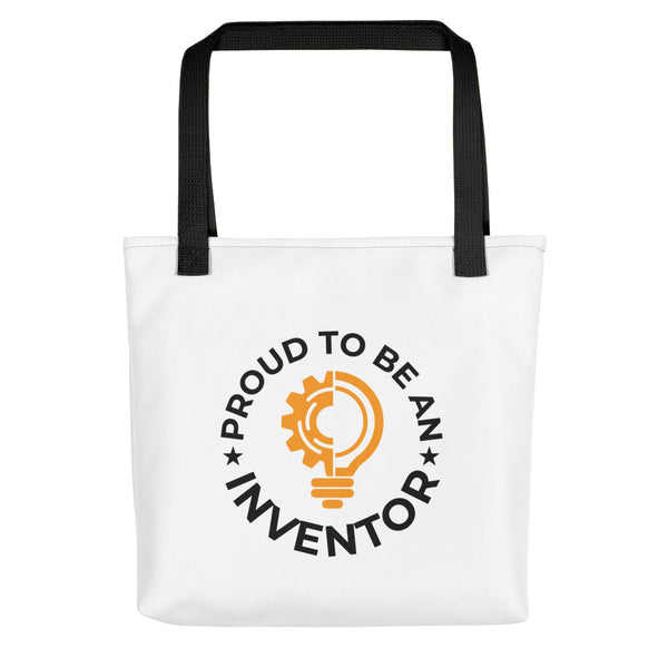 Proud To Be An Inventor Tote bag