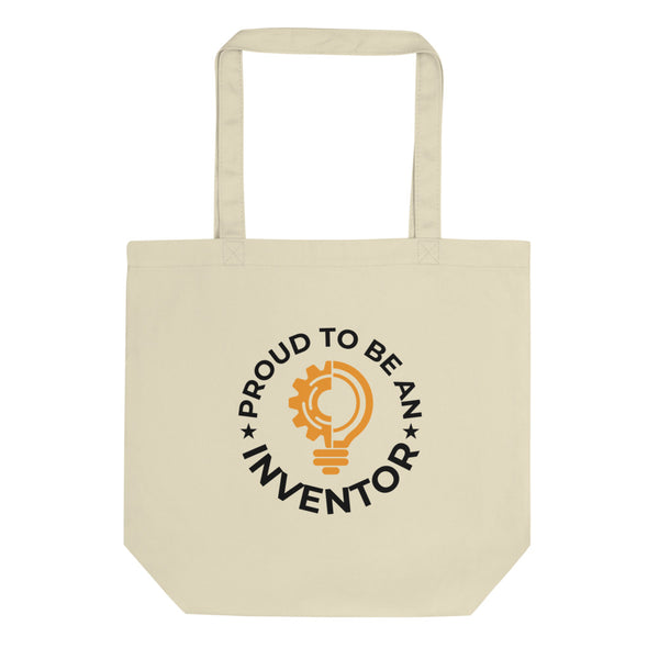 Proud To Be An Inventor Eco Tote Bag
