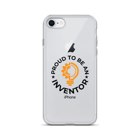 Proud To Be An Inventor iPhone Case