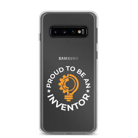 Proud To Be An Inventor Samsung Case