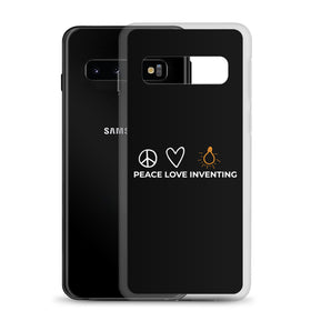 Peace Love Inventing Samsung Case