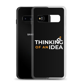 Thinking Of An Idea Samsung Case