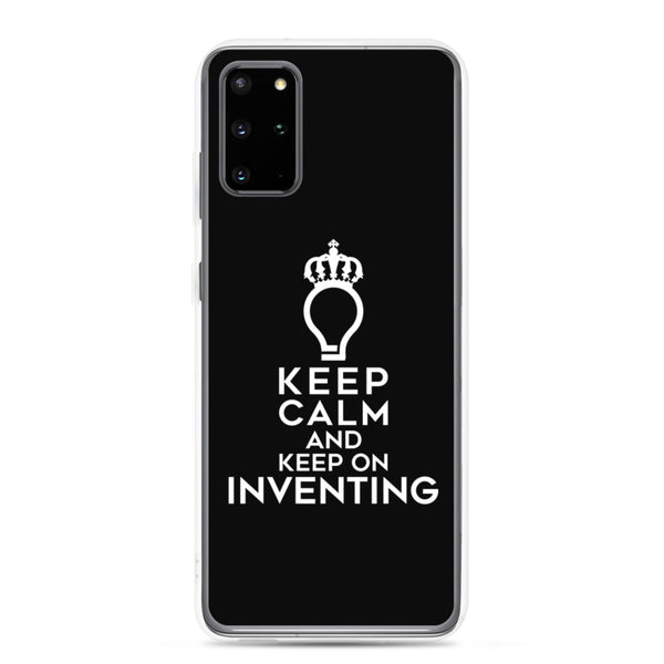 Keep Calm Samsung Case