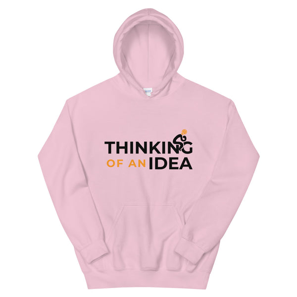 Thinking Of An Idea Unisex Hoodie
