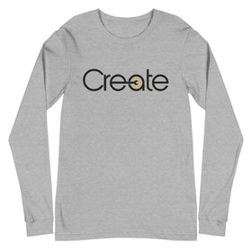 Create Unisex Long Sleeve Shirt