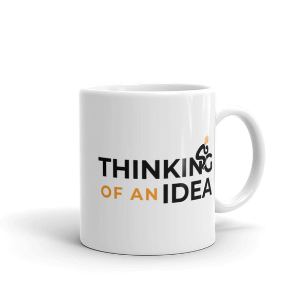 Thinking Of An Idea Mug