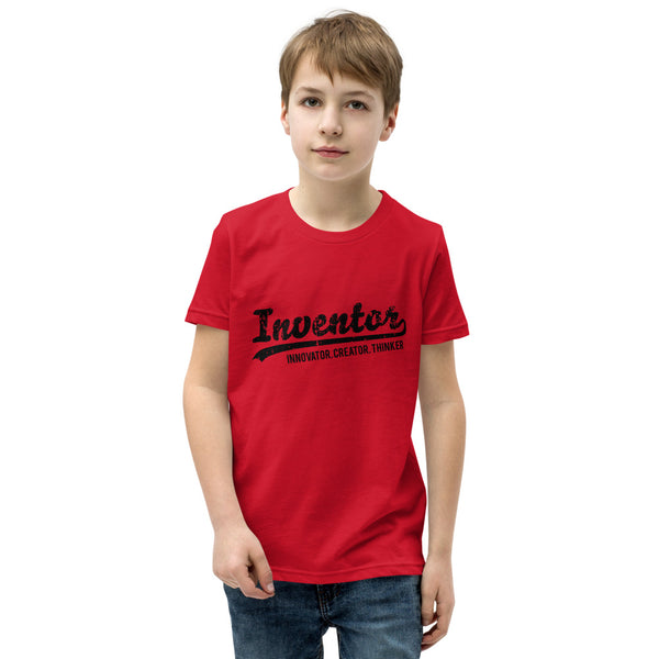 Innovator Creator Thinker Youth T-Shirt