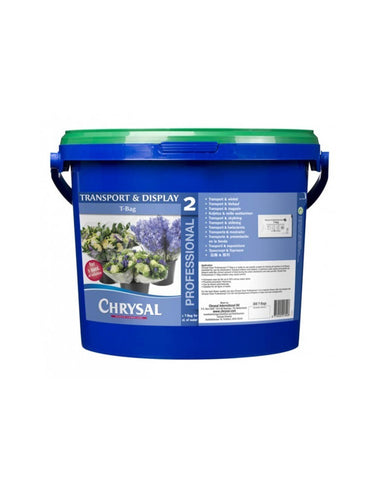 CHRYSAL Professional 2 Conditioning Treatment for Storage and Display