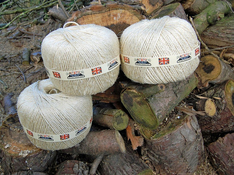 Natural Sisal Twine - Strong Utility