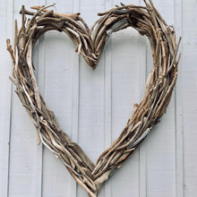 Load image into Gallery viewer, Driftwood Heart - Bonnie-Jane Design
