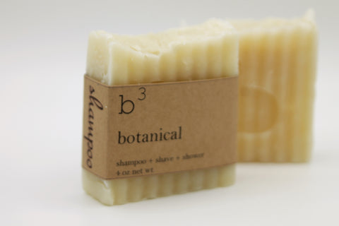 B3 Shampoo Bar - Botanical