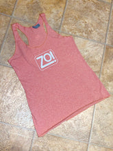 Load image into Gallery viewer, Zo! Tri-Blend Racerback Tank Top (Women's)