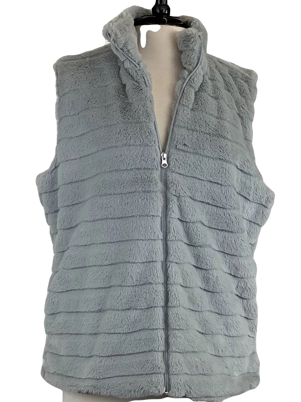 Heathmoor Rabbit Fur Vest