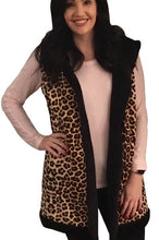 Load image into Gallery viewer, Into The Wild Leopard Vest