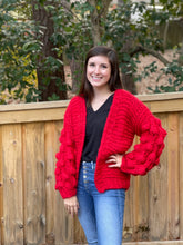 Load image into Gallery viewer, Heathmoor Crocheted Sweater