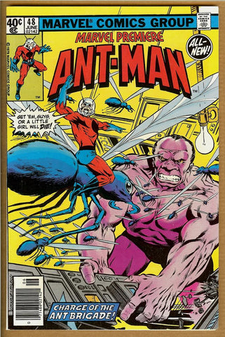 Marvel Premiere #48 NM-