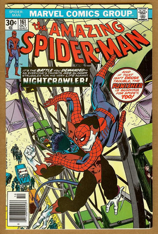 Amazing Spider-Man #161