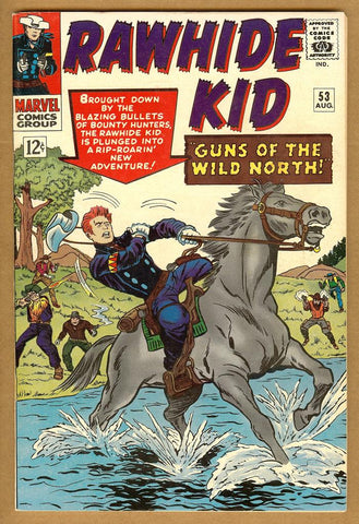 Rawhide Kid #53 VF+