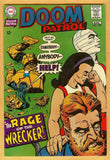 Doom Patrol #120 VF/NM