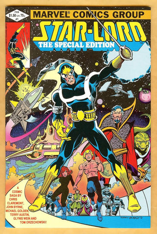 Star-Lord Special Edition #1 NM-