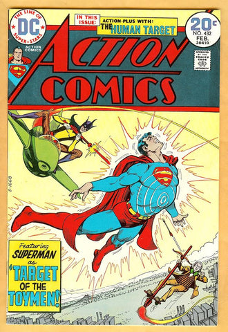 Action Comics #432 F/VF