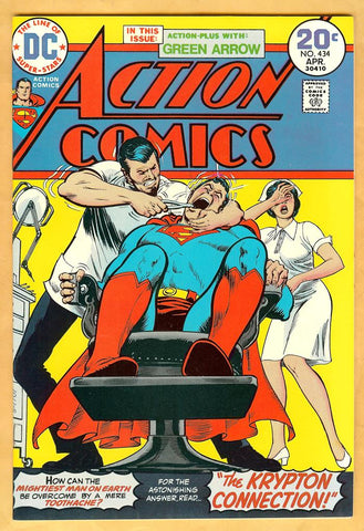 Action Comics #434 VF