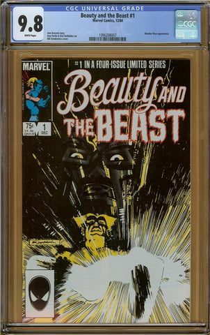 Beauty and the Beast #1 CGC 9.8