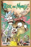 Rick and Morty #4 NM- 2nd Print