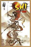 Shi Heaven & Earth #4 Crusade Collectibles Edition NM w/Shi Bandana