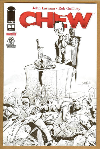 Chew #1 Limited Edition NM+