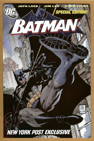Batman #608 New York Post Variant VF+