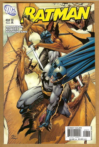 Batman #656 NM-