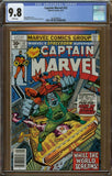 Captain Marvel #52 CGC 9.8