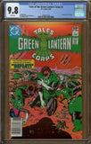 Tales of the Green Lantern Corps #2 CGC 9.8