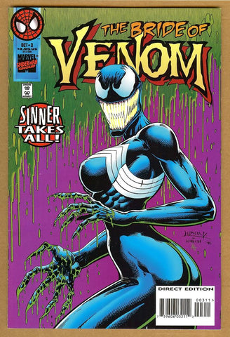 Venom: Sinner Takes All #3 NM-